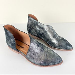 New Free People Royale Flats